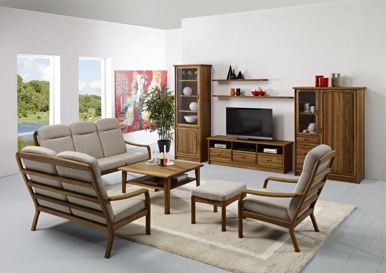 living room teak 1